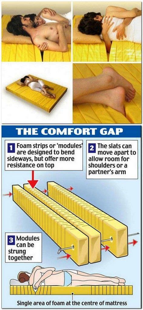 comfort gap mattress the 25 best cuddle mattress ideas on pinterest giant