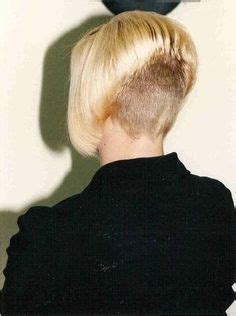 high nape permed haircut high shaved nape very short haircuts pinterest