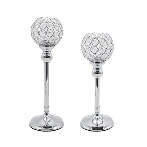 decorative candle holders for dining table joynest crystal candle holders coffee table decorative