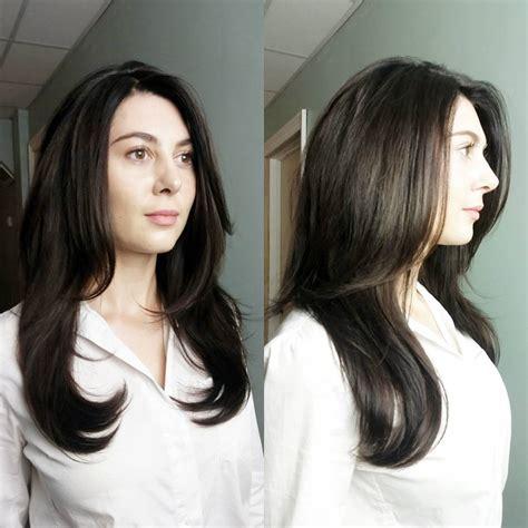 1015 fine hair styles medium hairstyles dark brown fade haircut