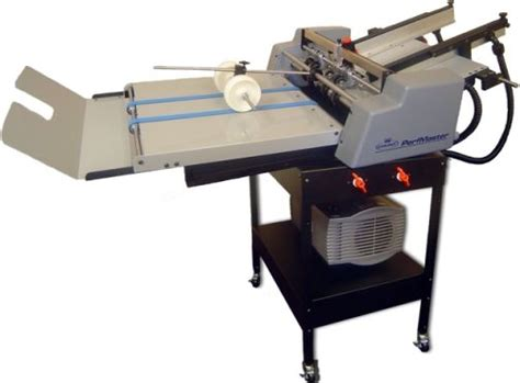 grading machine count perfmaster air desktop automatic perforating