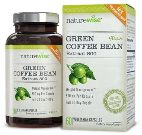 Dr Tobias Colon Garcinia Cambogia Green Coffee Bean 3 In 1 naturewise green coffee bean extract 800mg 60 capsules