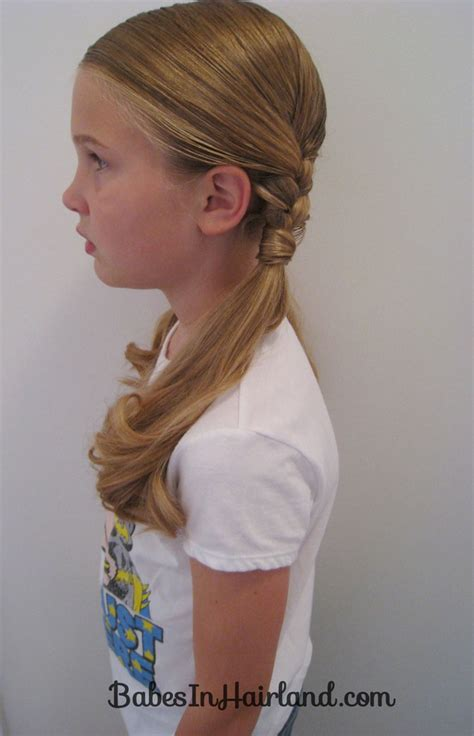 haircuts for tweens for gym tween pocahontas braids babes in hairland peinados