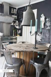 industrial kitchen furniture industrial style kitchens my home rocks