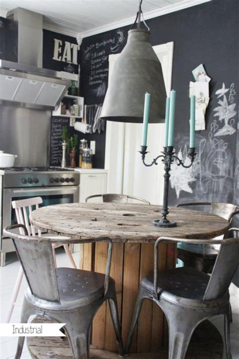 pics of rustic industrial kitchen house furniture