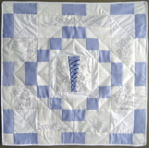 Wedding Patchwork Quilt - wedding dress quilt the patchwork