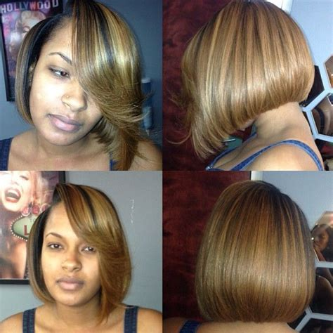 bob hairstyle part in middle weave bob hairstyles with middle part all about hairstyles