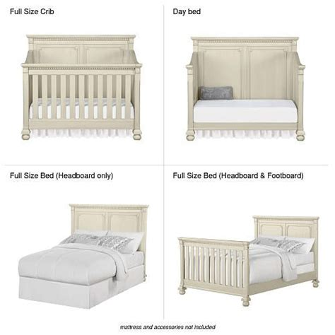 Truly Scrumptious By Heidi Klum Toddler Bed Conversion Kit Mist Mists Babies R Us And Babies On