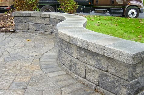 retaining walls seating walls schenectady slingerlands loudonville ny