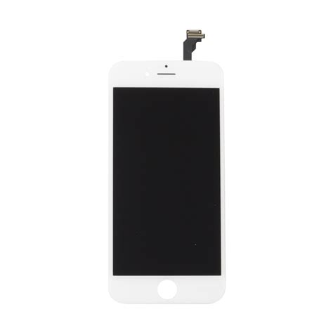 Lcd Screen Iphone 6 iphone 6 white display assembly fixez