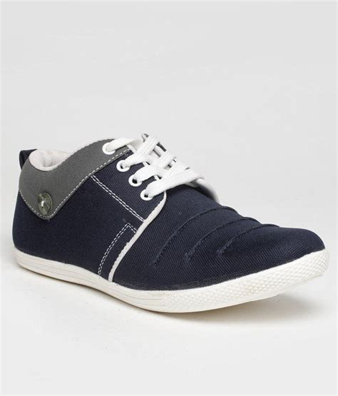 buy derby kohinoor cool blue casual shoes for