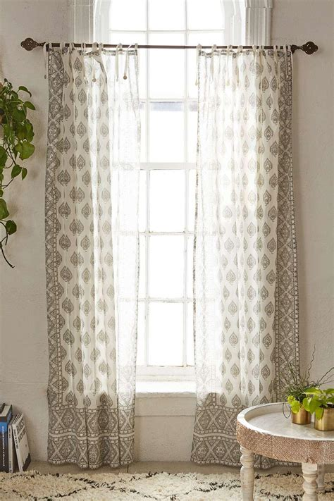 urban curtains white foil window curtain urban from urban outfitters