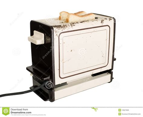 Time Toaster fashioned toaster