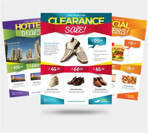 design promotional flyer product promotion business flyers v1 by satgur deviantart