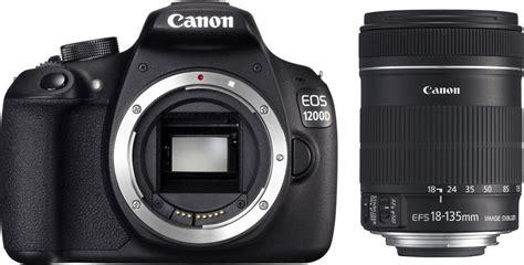 Kamera Canon 1200d Canon Eos 1200d Spiegelreflex Kamera Ef S18 135is Zoom 18 Megapixel 7 5 Cm 3 Zoll Display