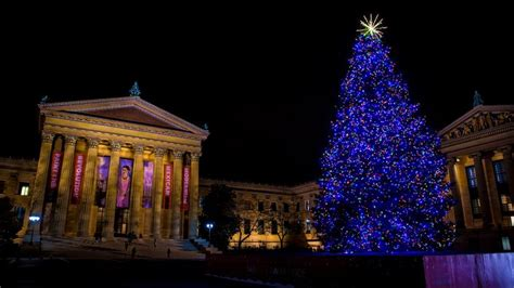 free tree lighting celebrations to attend in philly winter
