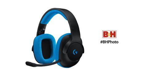 Headset Logitech G233 Logitech G233 Prodigy Wired Gaming Headset 981 000701 B H