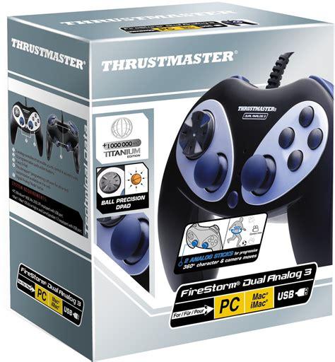 Thurstmaster Firestorm Dual Analog 3 Pc thrustmaster firestorm dual analog 3 foto s