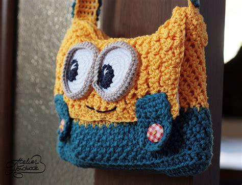 yellow pattern purse crochet pattern yellow and blue purse pdf file