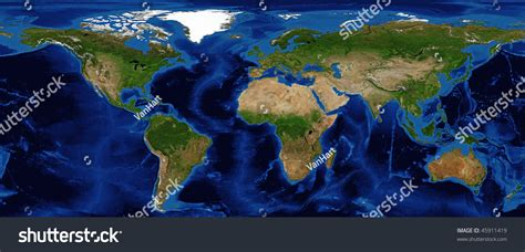 snow cover map world world map shaded relief with bathymetry and snow cover in