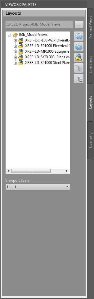 layout tabs autocad architecture viewworx ece technology
