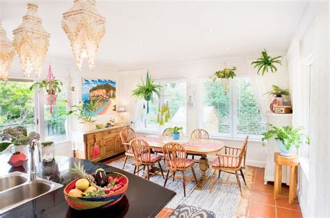 go eclectic and chic in the dining room 18 eclectic dining rooms with boho style