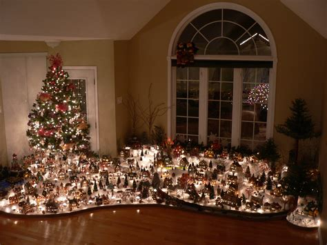Heritage Home Decor And Design by Christmas Village Original By Royfz20 On Deviantart