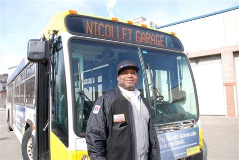 operator paul king metro transit