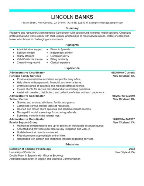 ms word format resume sle 28 images 6 resume format in word for fresher forklift resume