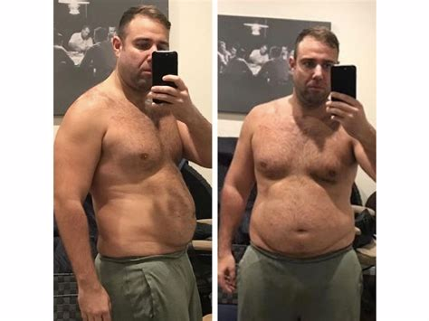 weight loss 70 pounds how walter fisher dropped 70 pounds got below 10