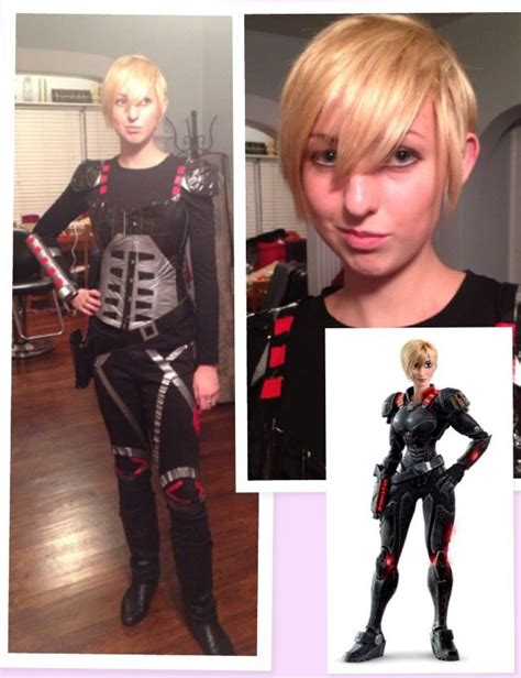 sergeant calhoun hairstyle sgt calhoun from wreck it ralph costume using clip in