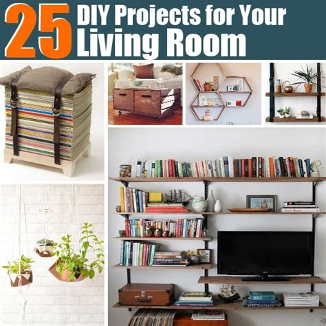 projects for your room 25 diy projects for your living room diy home things