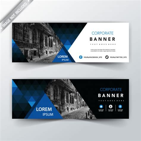 design large banner web banner vectors photos and psd files free download