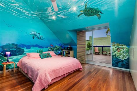 the sea bedroom ideas the sea bedroom walls how cool for z