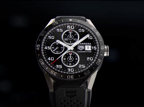 Tag Heuer Connected Preloved the tag heuer connected is the apple s real competitor business insider