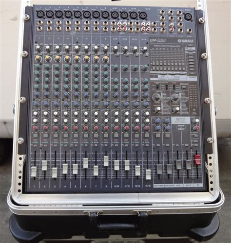 Mixer Yamaha Emx 5016 echipamente sonorizari cluj dj nunt艫 botez banchet