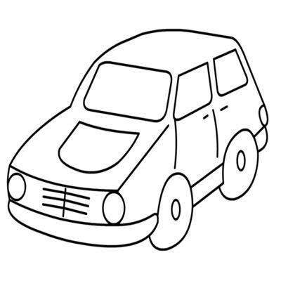 Autos Malen Leicht Gemacht auto zeichnen lernen schritt f 252 r schritt tutorial