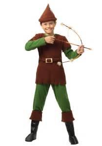 Robin Halloween Costume Kids Robin Hood Costume Boys
