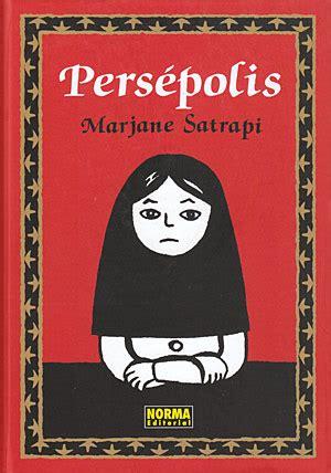 libro persepolis nomadas librer 237 a desnivel pers 233 polis marjane satrapi