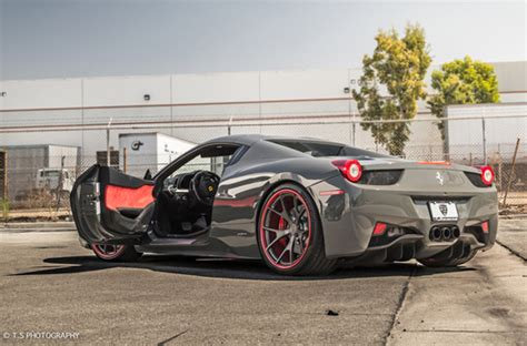 ferrari custom paint custom painted rims for ferrari giovanna luxury wheels
