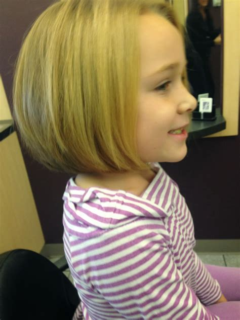 cute bobs for seven year olds haircuts for 9 year old girls hair style and color for woman