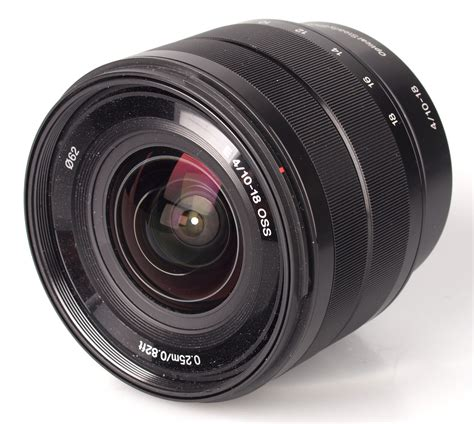 Sony E 10 18mm F4 Oss Resmi Pt Sony Indonesia sony sel 10 18mm f 4 oss lens review