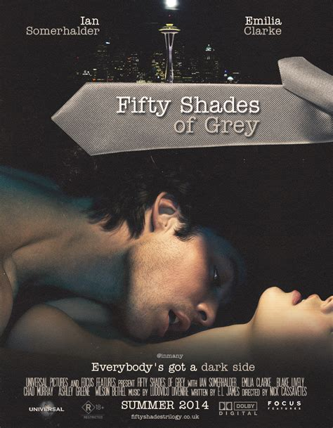 film theory fifty shades of grey cult theory fifty shades of grey movie poster by postertheory on