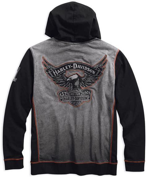 Sweater Hodie Harley Davidson 3 99001 17vm harley davidson hoodie iron block at thunderbike shop