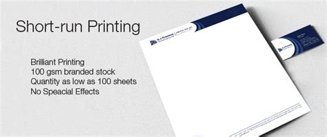 Business Letterhead Printing Services Letterhead Design And Printing