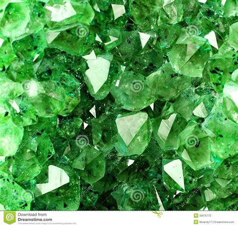 wallpaper crystal green texture from natural crystal stock photo image 35676770