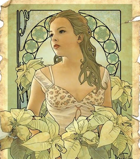 art nouveau movement artists and major works the art story art nouveau masterpieces christmas star by cathrine langwagen