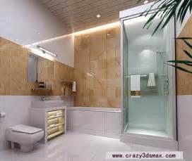 3d model of bathroom 4 3d model 3ds max free