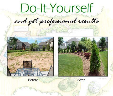 do it yourself landscape design 100 do it yourself landscape design ideas install a