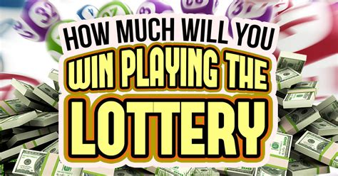 How Much Money Do You Win For A Gold Medal - how much will you win playing the lottery brainfall